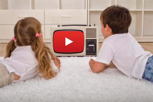 YouTube per bambini